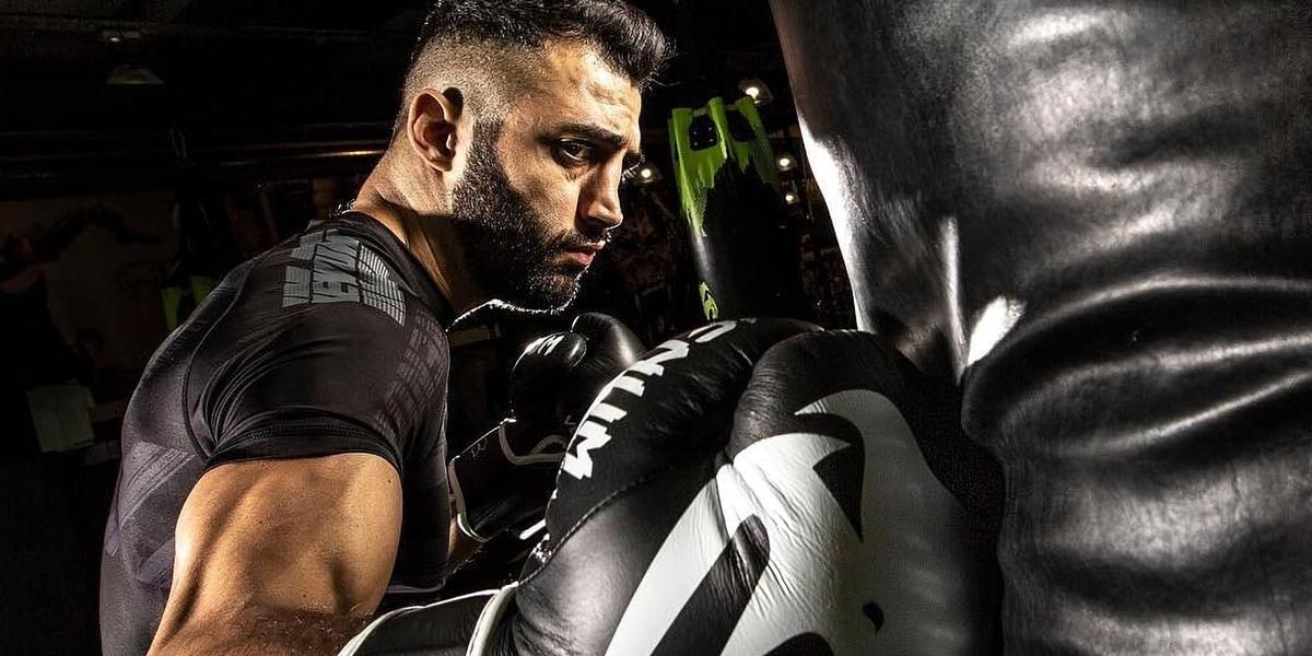 Giorgio Petrosyan The Legend of Kickboxing