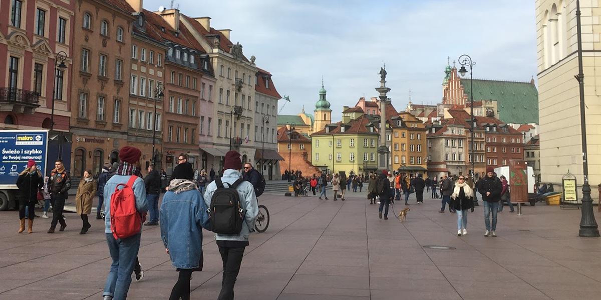 Un viaggio (low cost) a… Varsavia