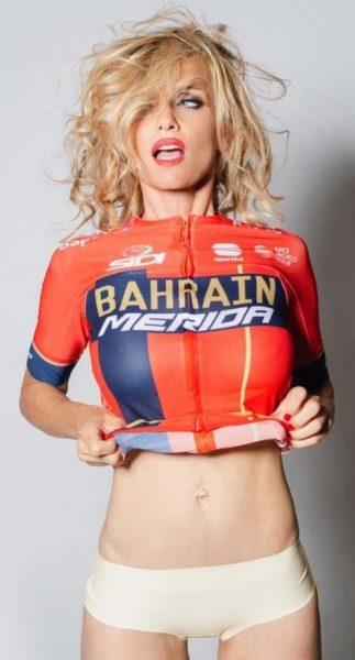 Justine Mattera triathlon